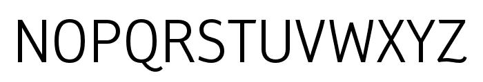 FaceplateSansLV-AGauge Font UPPERCASE