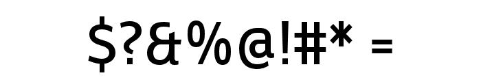 FaceplateSansLV-CGauge Font OTHER CHARS