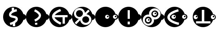FacesAndCaps Font OTHER CHARS