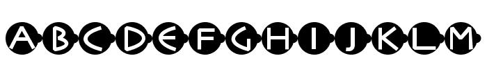 FacesAndCaps Font UPPERCASE
