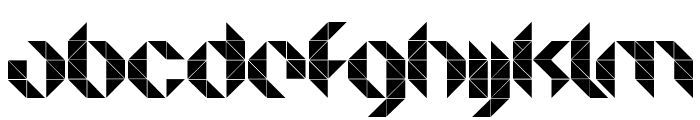 Facet Ultra Font LOWERCASE
