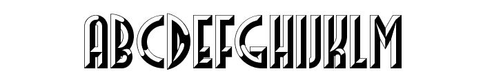 Facets NF Font UPPERCASE