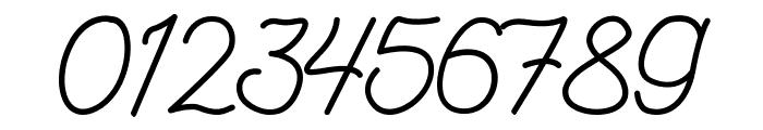 FadScript Font OTHER CHARS
