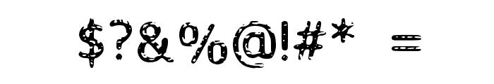 Fada Font OTHER CHARS