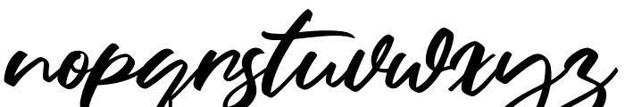 Fair Prosper Font LOWERCASE