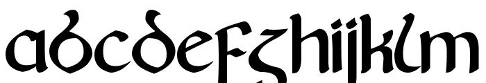 Fairies Font LOWERCASE