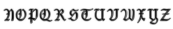 Fairland Font UPPERCASE