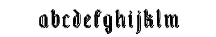 Fairland Font LOWERCASE
