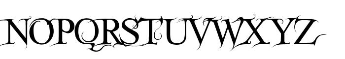 FairydustB Font UPPERCASE