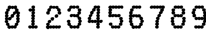FakeReceipt-Regular Font OTHER CHARS