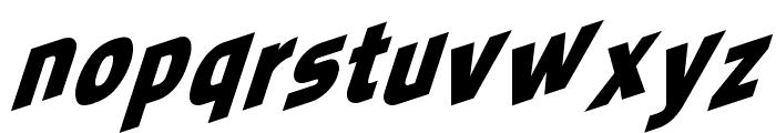 Faktos Mirror Normal Font LOWERCASE