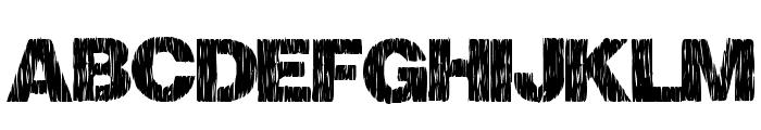 FallHarvest Font UPPERCASE
