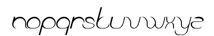 Falling In Love Font LOWERCASE