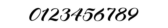 FamiliaScript Font OTHER CHARS