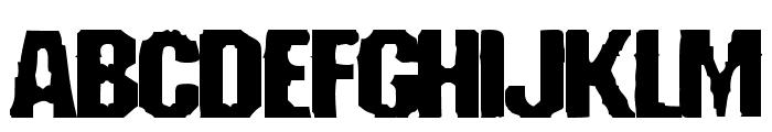 Fanatika Two Font LOWERCASE
