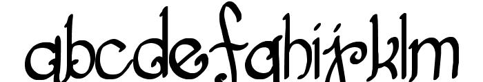 Fancy That Font LOWERCASE