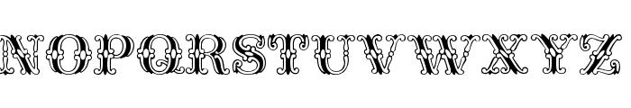 Fantasia Plain Font LOWERCASE