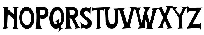 FantastiFont Font UPPERCASE