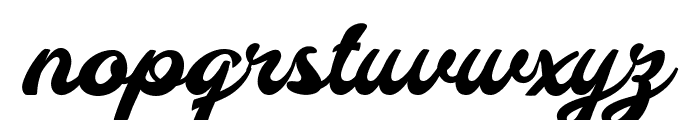 Fantastic Personal Use  Font LOWERCASE
