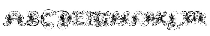 Fantastic Pete Font UPPERCASE