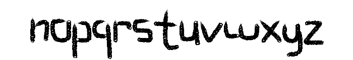 FantasticHabits Font LOWERCASE