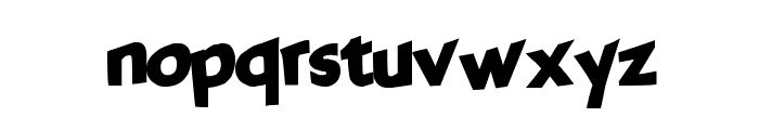 FantasticParty Font LOWERCASE