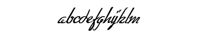 FantasticSeasons Font LOWERCASE