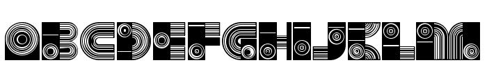Fantasy Regular Font LOWERCASE
