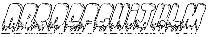 Fantom Better Font LOWERCASE