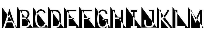 Fantomet 1 Font LOWERCASE
