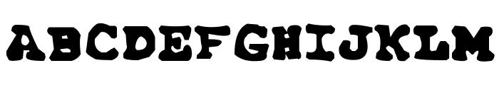 Far Away, So Close Font UPPERCASE