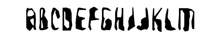 FarmersWrite Font UPPERCASE