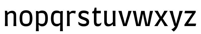 Farro Regular Font LOWERCASE