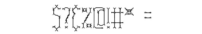 Fascii Twigs BRK Font OTHER CHARS