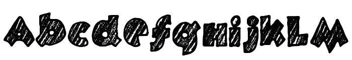 Fast Foont Font UPPERCASE