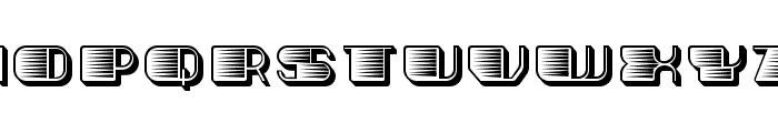 Fast Regular Font LOWERCASE