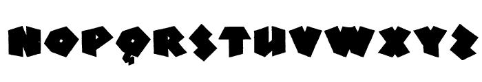 FatFantasy Font UPPERCASE