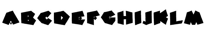 FatFantasy Font LOWERCASE