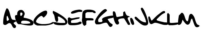 Fatboy Slim BLTC 2 BRK Font UPPERCASE