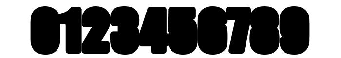 FatmanBlack Font OTHER CHARS