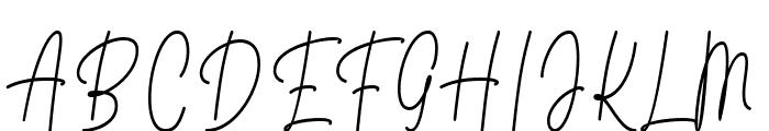 Fattana Font UPPERCASE