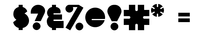 FattiPattiFLF Font OTHER CHARS