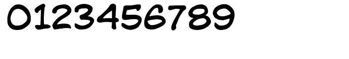 Face Front Intl Regular Font OTHER CHARS