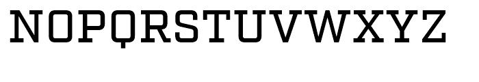 Factoria Medium Font UPPERCASE