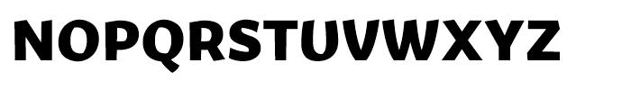 Fair Sans Text Bold Font UPPERCASE