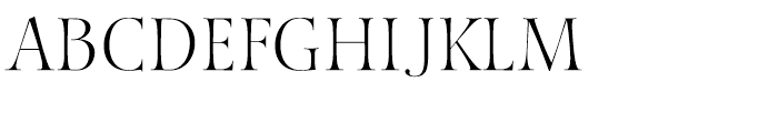 Fantasy Pro Font UPPERCASE