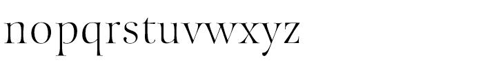 Fantasy Pro Font LOWERCASE