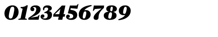 Farnham Display Black Italic Font OTHER CHARS