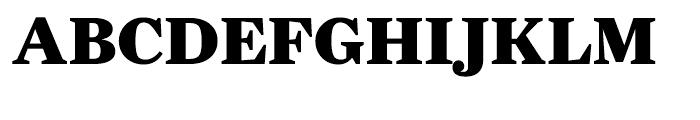 Farnham Display Black Font UPPERCASE