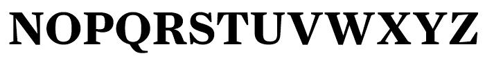 Farnham Display Bold Small Caps Font UPPERCASE